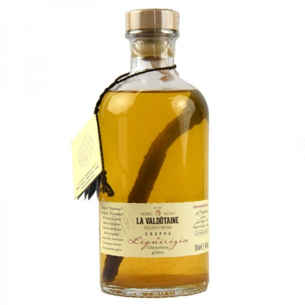 GRAPPA E LIQUIRIZIA