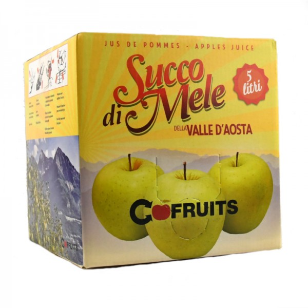BAG-IN-BOX  SUCCO DI MELA